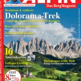 Cover Alpin Magazin