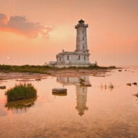 Leuchtturm Fotos - Landschaftsfotograf Rainer Mirau