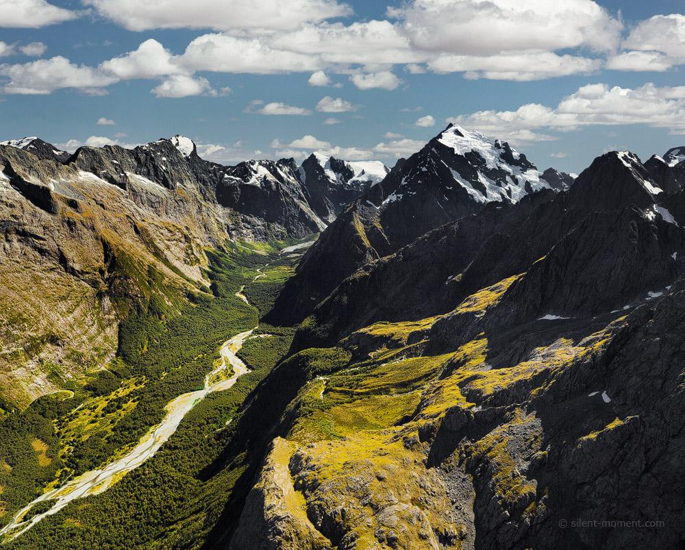 Bergwelten-Fotografie von Rainer Mirau