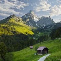 Salzburg, Landschaftsfotografie