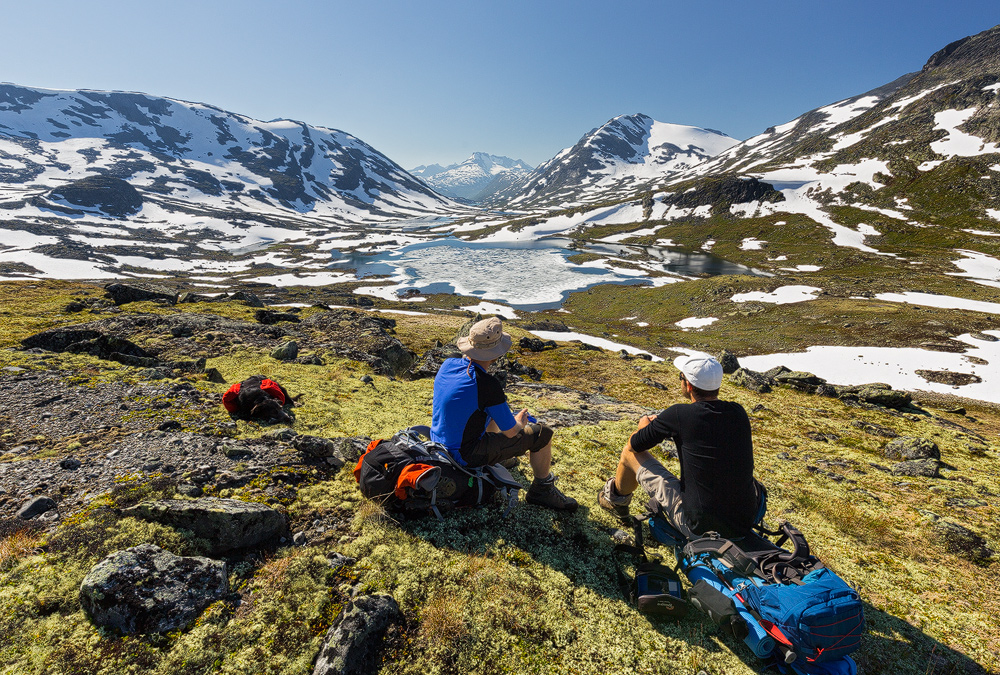 Trekking Norwegen