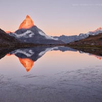 Matterhorn, Zermatt, Wallis, Schweiz