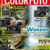 Cover Colorfoto Magazin