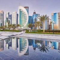 Doha Architekturfotogarfie