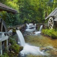 Wassermühlen, Bodental, Kärnten