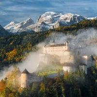 Burg Werfen, Salzburg
