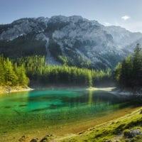 Grüner See, Steiermark, Österreich