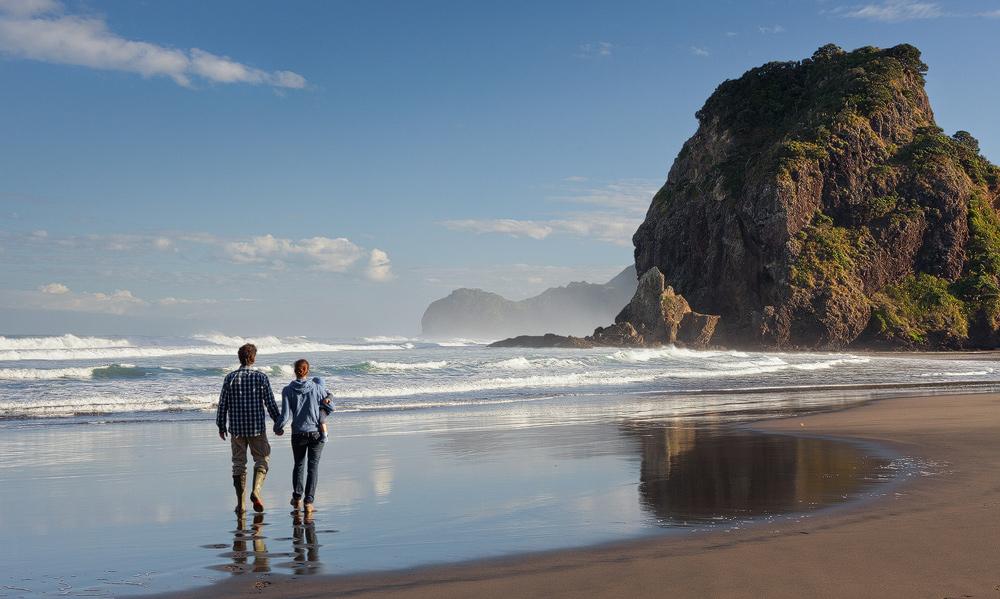 Lion's Rock, Neuseeland