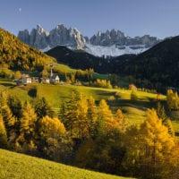 Landschaftsfotografie Alpen Fotos Villnöss