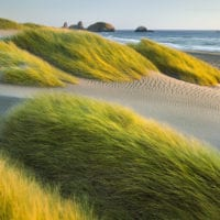 Landschaftsfotografie - Küste und Meer