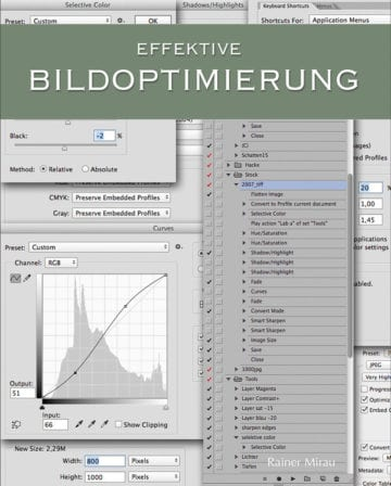 eBook Digitale Bidbearbeitung