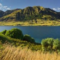 Sentinel Peak, Lake Hawea, Otago, Südinsel, Neuseeland