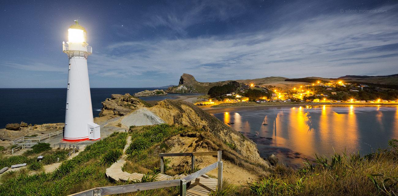 Neuseelandfotos Landschaftsfotografie Und Stadtansichten