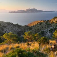 Mallorca Fotos - Landschaftsfotografie und Städtebilder
