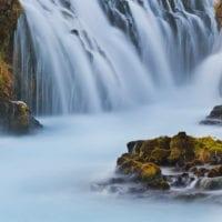 Wasserfall Fotos - Fine Art Print
