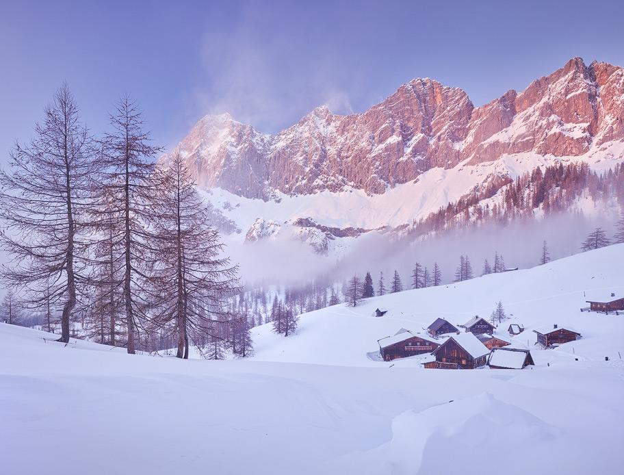 Landschaftsfotografie, Österreich