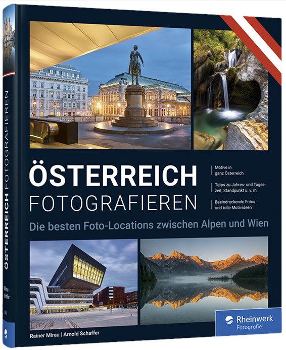 Österreich Fotografieren Rheinwerk